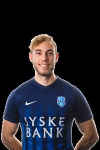 Nykøbing FC - Mikkel Dahl