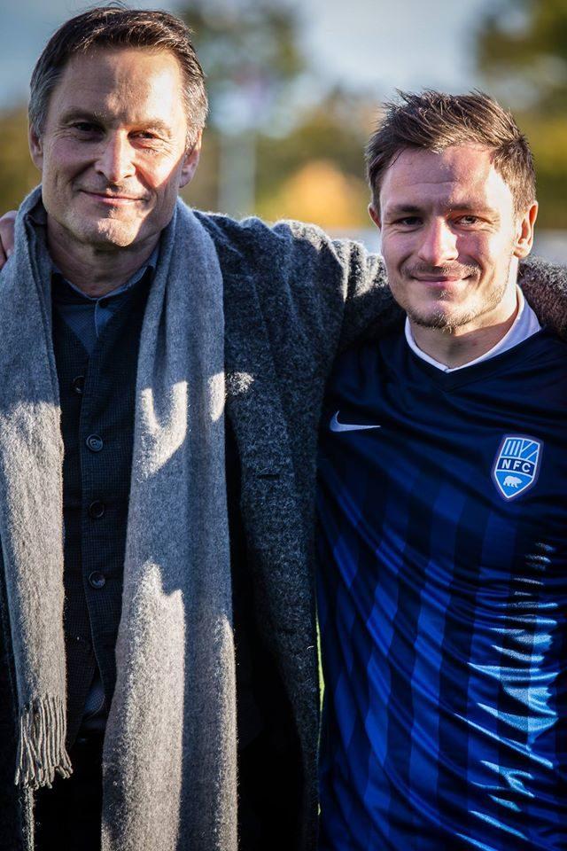 Martin Svensson - Nykøbing FC spiller